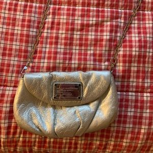 Marc by Marc Jacobs silver purse